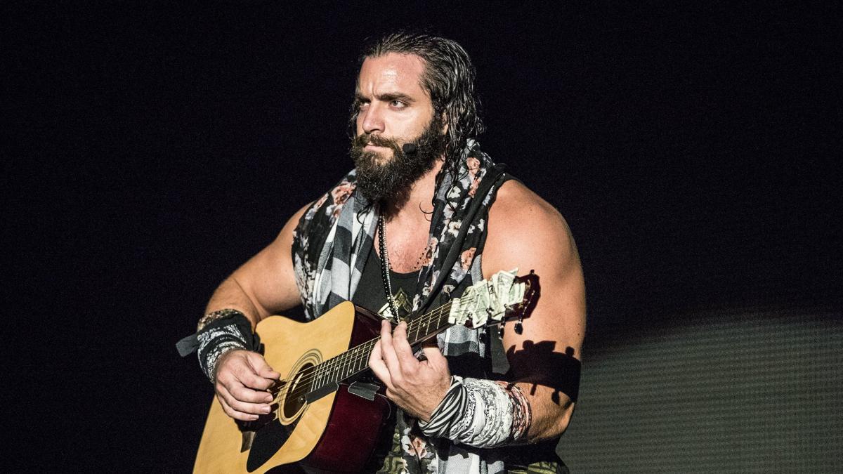 Elias pode estar sendo punido pela WWE