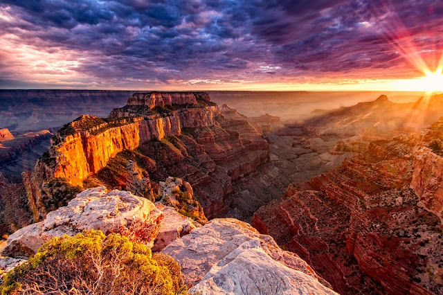 Borda Sul do Grand Canyon