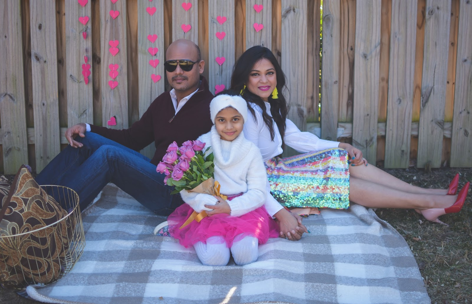 Valentine S With Family Myriad Musings