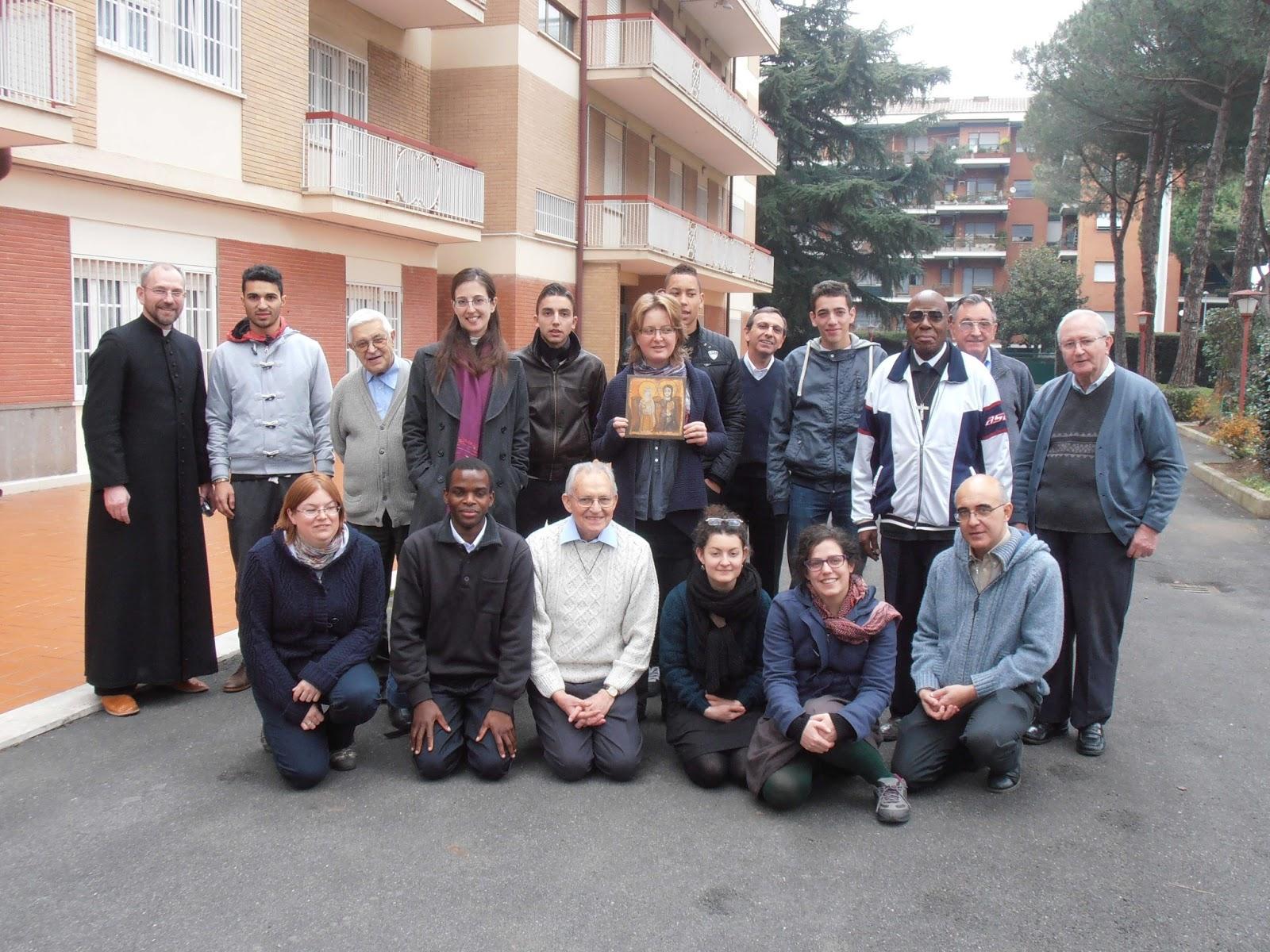 rencontres européennes rome