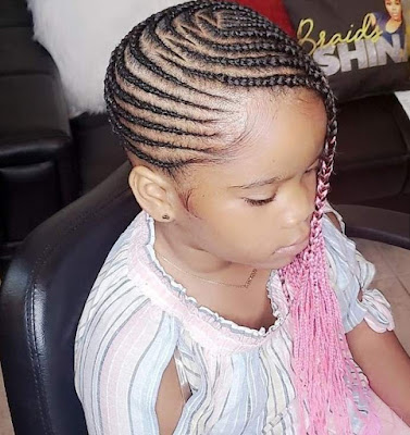 Best Lemonade Braids for kids