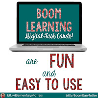 Boom Learning Digital Task Cards Are Fun and Easy to Use.