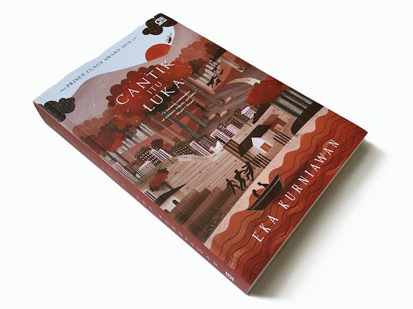 [Book Review] Cantik Itu Luka, Eka Kurniawan