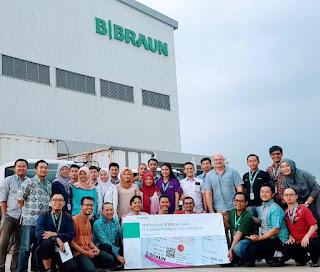 Lowongan Kerja di Karawang PT B Braun Pharmaceutical Indonesia