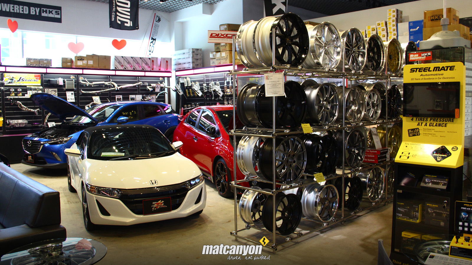 Mat Canyon: Made For The Streets | Garage R on