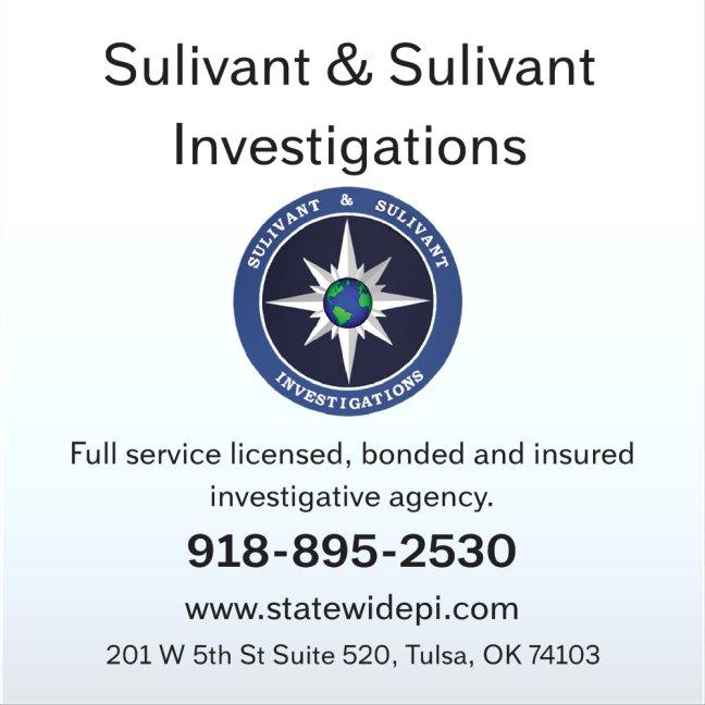 69843dd4ca9 Sulivant   Sulivant Investigations - ViralGraphics