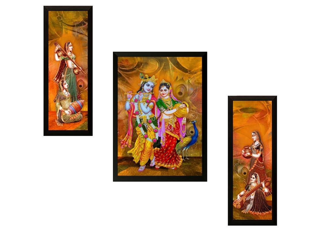 Radha Krishna Paintings to Buy Under Rs 500