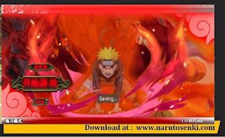 Naruto Senki Mod Four Tails Reset by Yang Shao Apk