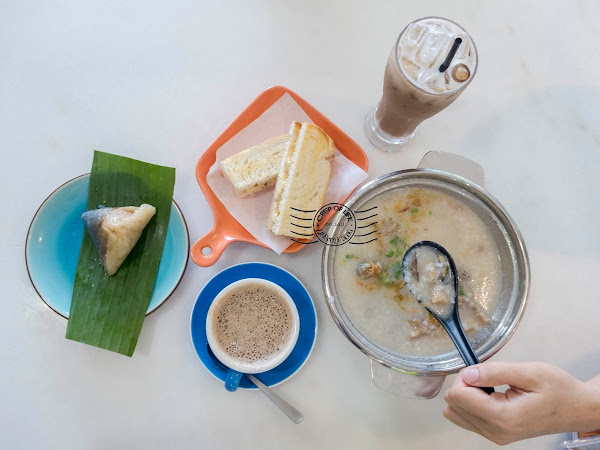 Miche Nanyang Coffee @ Maritime Plaza, Karpal Singh Drive, Penang