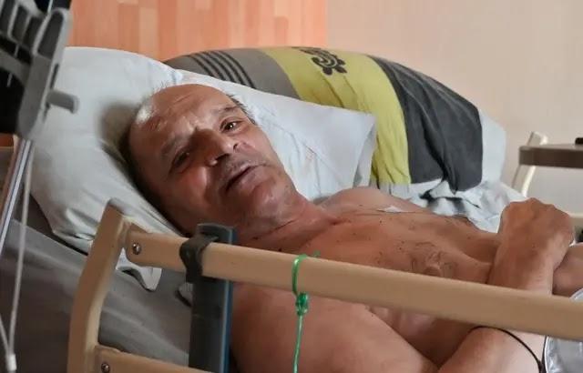PORTRAIT : Handicapé, Alain Cocq va diffuser son agonie en direct faute d'avoir pu bénéficier d'une euthanasie