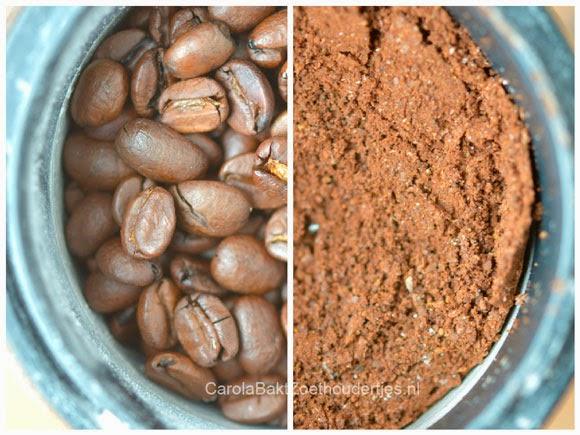 Koffiemolen maalt ook suiker, meel, nootjes