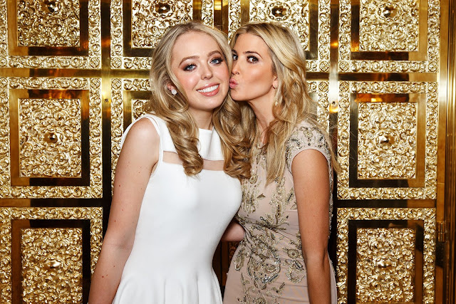 Ivanka and Tiffany Trump's Complicated Sister Act