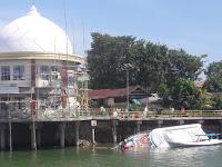 Sudah 2 Hari Kapal Sayang Rakyat 2 Tenggelam, Pemkab Pangkep Belum Evakuasi