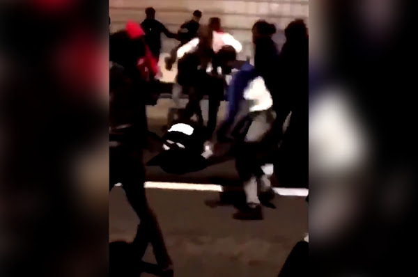 Policière rouée de coups à Champigny au Nouvel an 2018 : prison ferme pour trois mineurs