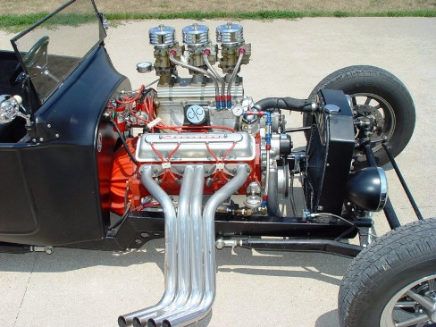 Street Rods For Sale: 1921 Hot Rods For Sale - '21 Ford T-Bucket