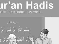Soal PTS Qur'an Hadist Kelas 4 MI Semester 1 Th. 2019