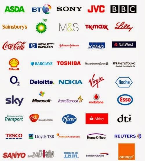 Famous logo designs