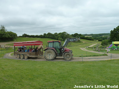 Open Farm Sunday at Blackstock Farm, Hellingly