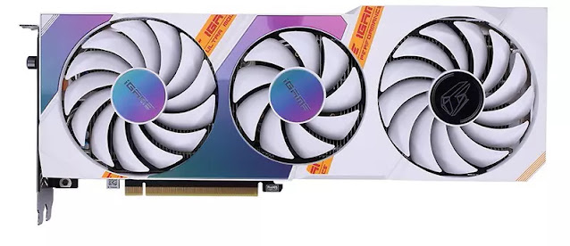 Colorful-iGame-GeForce-RTX-3060-W-OC-12G-V