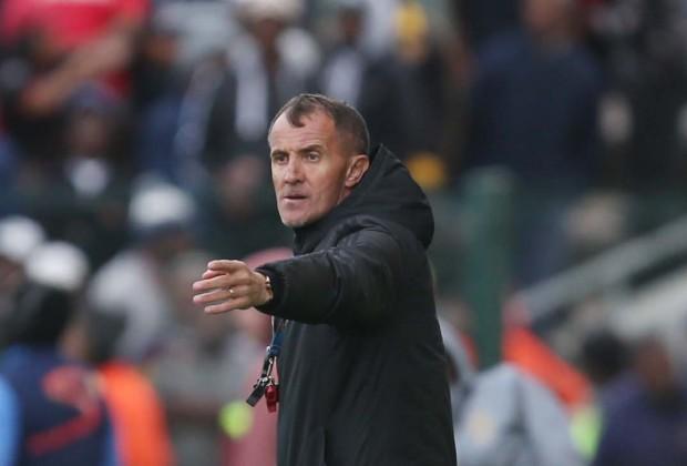Former Orlando Pirates coach Milutin 'Micho' Sredojevic