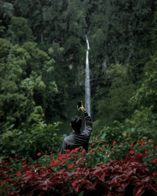 Wisata Coban Kembar Watu Ondo