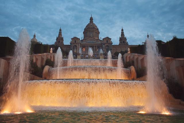Барселона, Национальный музей искусств