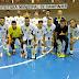 Futsal vence no tempo normal, mas deixa escapar título