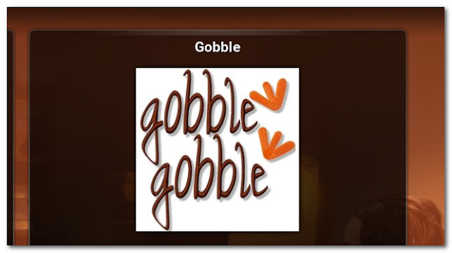 gobble addon