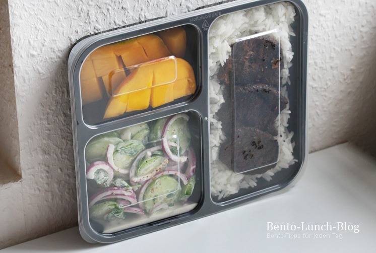 bento lunch blog bentobox meal prep box von emerald living. Black Bedroom Furniture Sets. Home Design Ideas