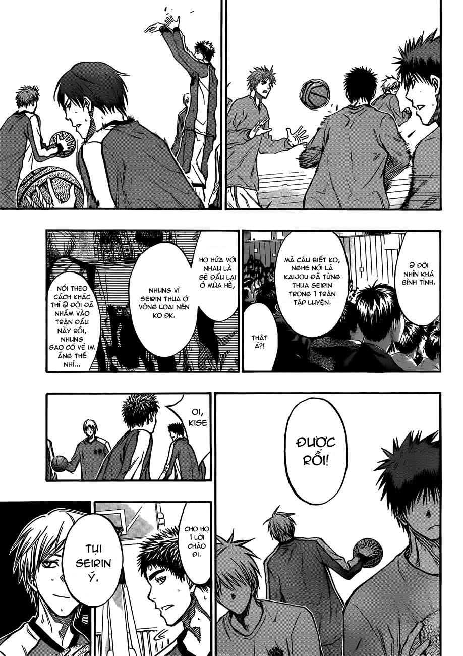 Kuroko No Basket chap 183 trang 13