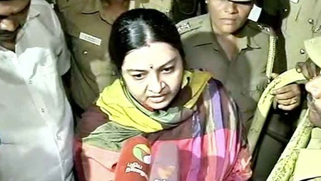 The only reason for UT raid is to spoil Jayalalitha's image!