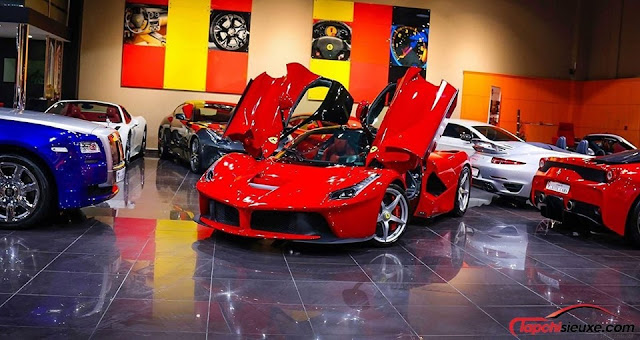 Exotic Cars Dubai