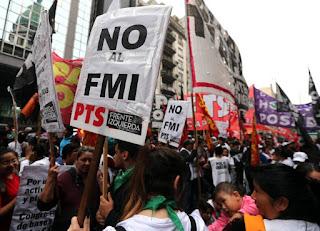 consecuencias para Argentina de un acuerdo con el FMI