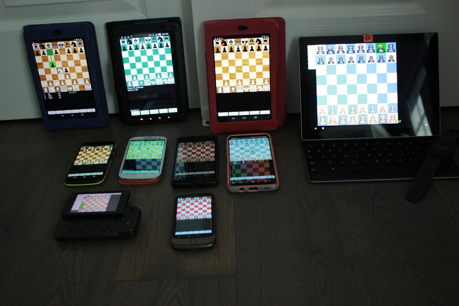 Chess for Android 10 Year Anniversary IMG_3820