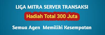 Liga Mitra Server Transaksi