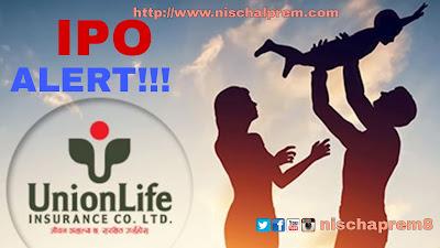 Union+Life+insurance+IPO+Nepal+share+Market