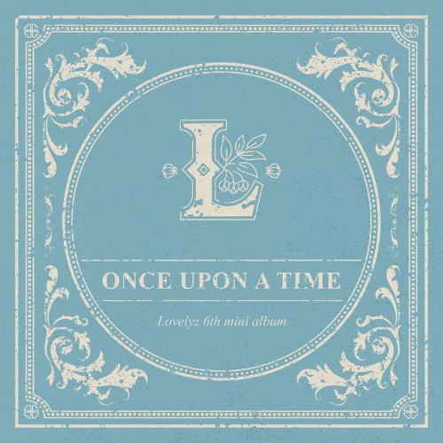 러블리즈 - Lovelyz 6th Mini Album [Once upon a time]