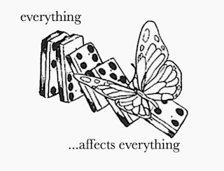 Fibromyalgia and it's Butterfly effect