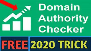 Domain Authority क्या है और अपने ब्लॉग की DA कैसे check kare?