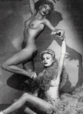Lili St. Cyr Barbara Moffett Nude