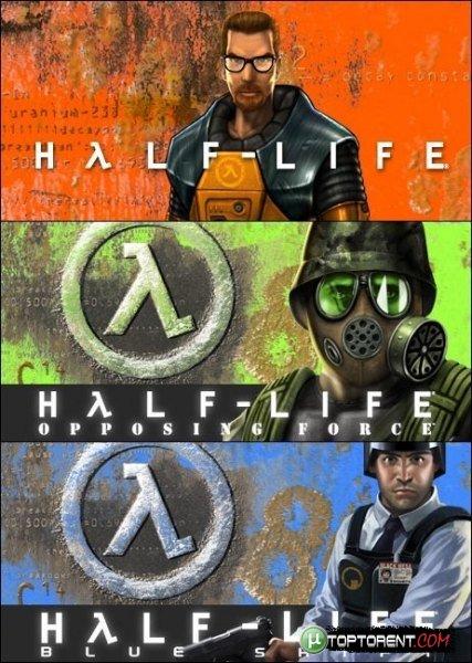 Descargar Half-Life 1 + Todas las Expansiones + Zombie Mod [PC] [Full] [1-Link] [Español] Gratis [MEGA]