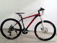 26 Inch Pacific Spazio 2.0 Hardtail Mountain Bike
