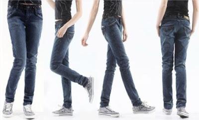 Jeans – Bahan Pakaian Yang Banyak Diminati Untuk Tampil Kasual
