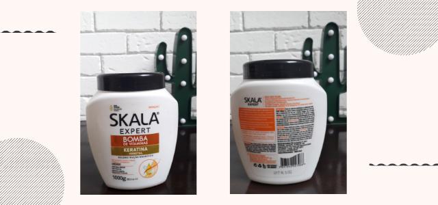 Resenha Máscara Skala Expert - Bomba de Vitamina
