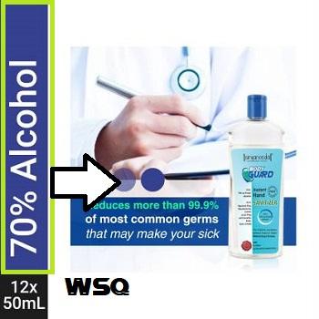 hand sanitizer gel formulation pdf