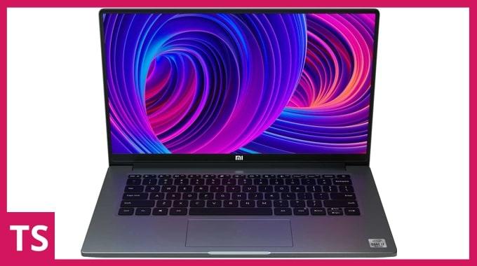 MI Notebook 14 Horizon laptop. (Image credit: Mi)