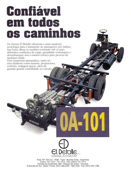 """La historia de """"El Detalle do Brasil Automotores Ltda"""""""