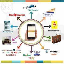 Bisnis Tour & Travel Dengan Android