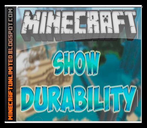 Durability Show Mod