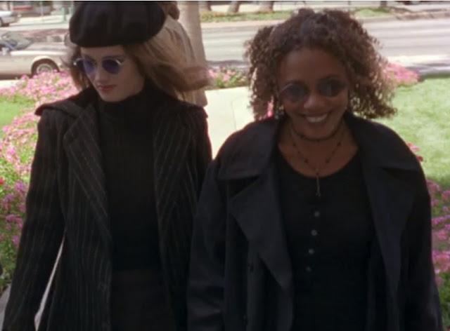 sarah e rochelle em jovens bruxas